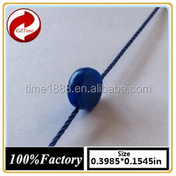 2015 GZ-Time Factory blue cord string hang string loop for nail polish wholesale