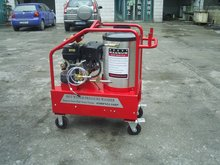 hot water high pressure washer RSHW4000E