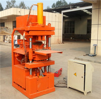Hot sale high quality qt1-10 used clay brick extruder machine