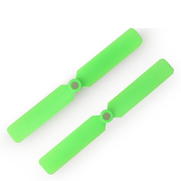 Buy Cheap 4025 ABS bullnose Multi Rotor Drone 2 Blades fpv controllable pitch propeller for RC 4-AXIS Quad