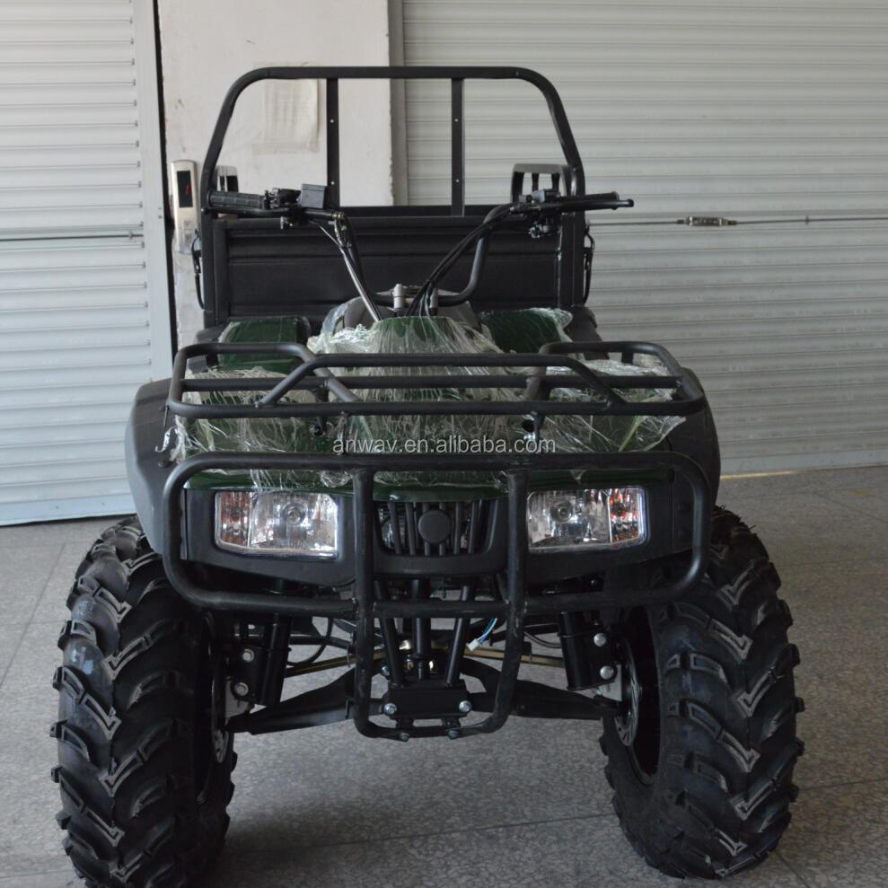 550cc/600cc Farm ATV/4WD Automatic European approved utility vehicles