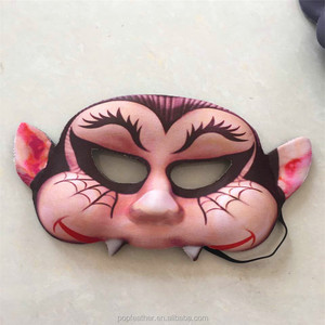 PM-952 High quality ugly pig EVA half face Halloween mask