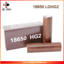 100% Original 18650 Battery DAHB2 1500/S3 2200/HB6 1500/HG2 3000/E1 3200/MJ1 3500/HG2 3000 18650 Battery made in Japan