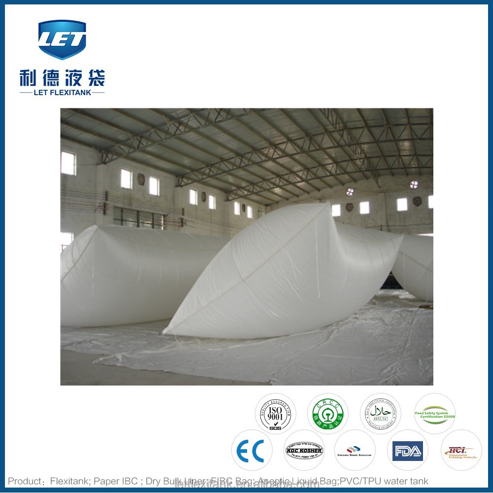 16000-24000L disposable high quality logistics flexitank