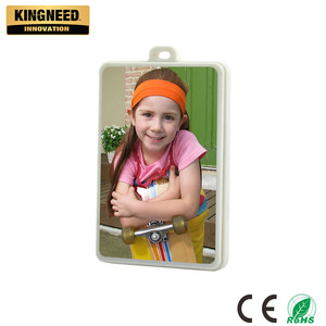 KINGNEED T531 for students senior kids personal with sos waterproof 1500mAh battery School photo ID card gps tracker