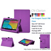 Stand PU Leather Case For Dragon Touch Y88 7 inch Tablet Pc Leather Case, Violet