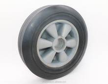 plastic hub rubber wheels for pallet truck china supplier 150*38