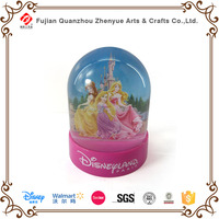 Disney Approved Factories Disney Manufacturer China,Resin Disney Snow Ball Water Ball ,Disney Christmas Ornaments