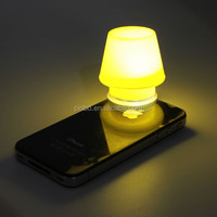 Colorful Silicone Phone LED Lamp Cover
