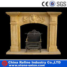 Cultured marble fireplace surround manufacturer