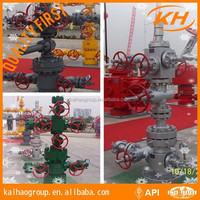 API 15000psi wellhead x-mas tree, wellhead equipment and christmas tree for oil drilling,gas x-mas tree