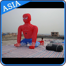 Giant Advertising Inflatable Superman,Inflatable Flying Superman Replica
