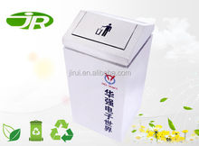 outdoor dustbin with inner bucket