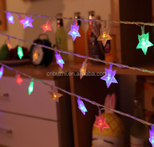 Christmas Star LED Light with Fox for Christmas Decoration