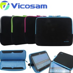 Top quality neoprene tablet sleeve case for Samsung Galaxy Tab S3 T820