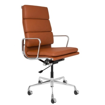 High quality leather swivel executive office chair