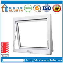 Factory Custom Sliding Aluminium Awning Windows, Simple Design Storm Door and Window