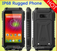Rugtel Tank X10 IP68 Waterproof SOS android 5.1 Rugged 4g lte mobile phone.