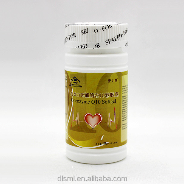 coenzyme <strong>q10</strong> Soft Capsule 300mgx60each Green Health Food for anti-aging,protect skin and heart
