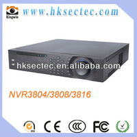 4/8/16 Channel 2U Network Video Recorder