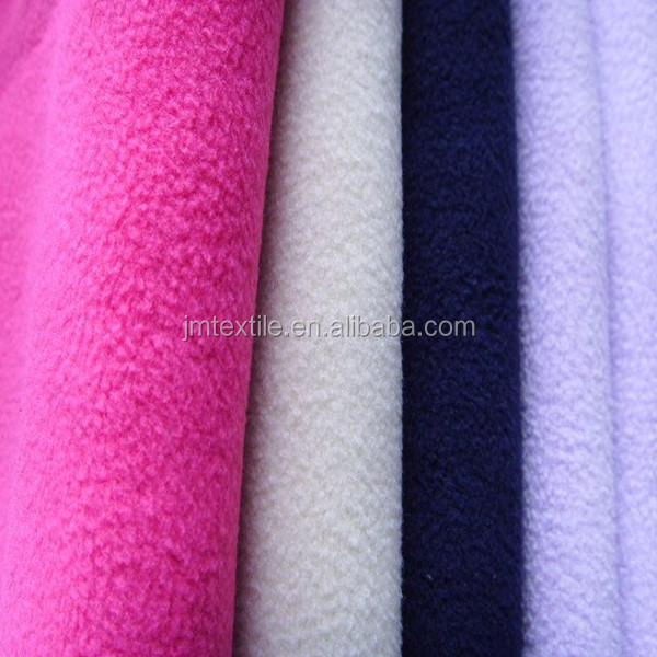 Wholesale warm printed cheap polar fleece fabric