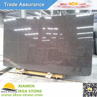 GS-386 IKEA STONE Slab Chinese Coffee Brown Granite
