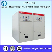 KYN611-40.5 High Voltage Electrical Switchgear Manufacturers