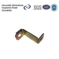 Custom metal brackets processing hardware z shaped brackets