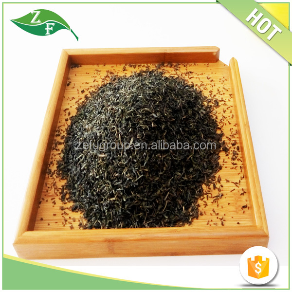 Chinese organic chunmee green tea 4011