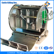Beef Processing Facility Cattle Tripe Washer