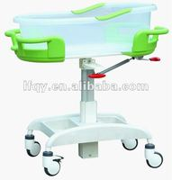 hospital movable baby carriage stroller