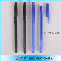 Trasparent Simple Capped Ball Pen(SQ3217)