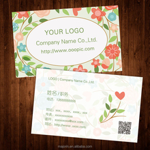 Creative paper business card/name card according to customers' design