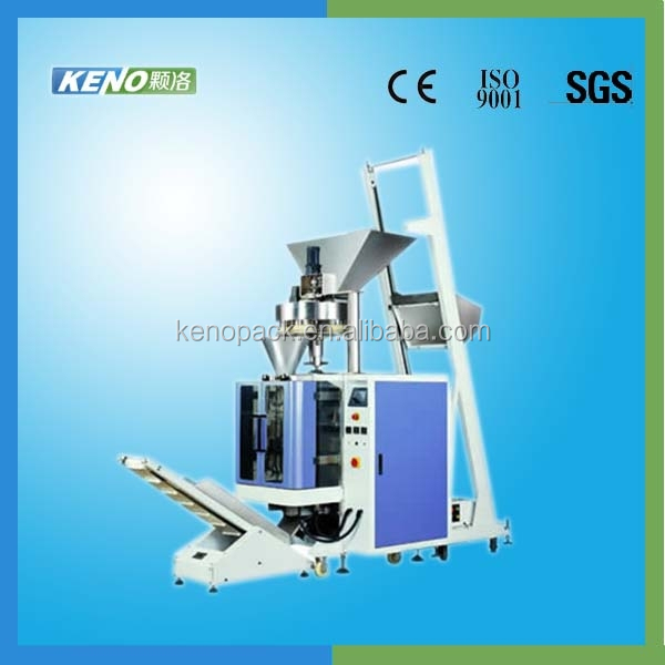 KENO-F110 vertical chocolate packaging machine