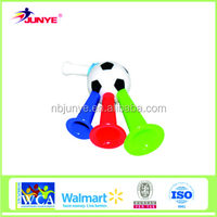 Ningbo Jungye Loud Plastic game Horn for Football Game