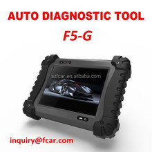 F5-G workshop repair tool, automotive diagnostic computer for all light commercial cars