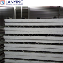 Low-cost galvanized EPS sandwich roof panel with good price