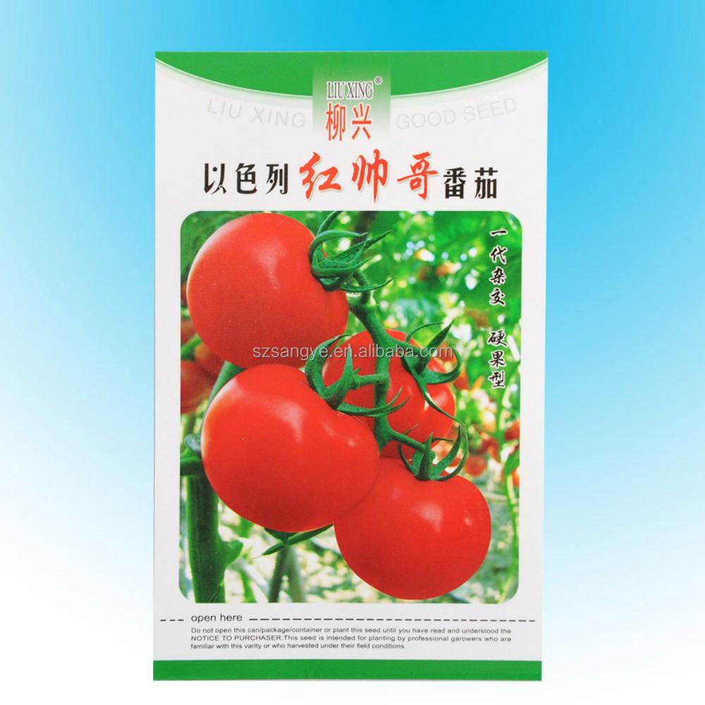 how to make hybrid tomato seeds