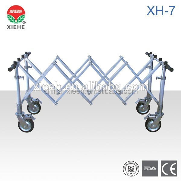 XH-7 Trolley Truck for Coffin Funeral Product