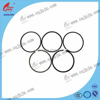 Chinese motorcycle parts piston ring set high quality for 200cc motorcycle