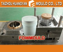 13L plastic paint bucket mould