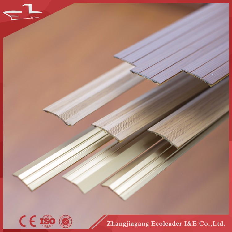 aluminum led edge lit profile for glass led strip