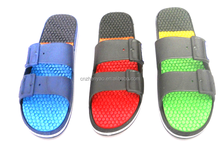 2016 wholesale shoes Nylon buckle slipper non-slip indoor and outdoor men slipper