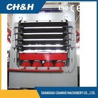 Stamped Cold rolled MDF door skin pressing press making stamping forming machine