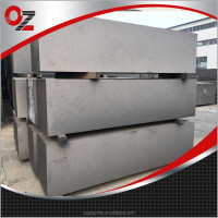 high density graphite block for solar heating system