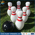 Hot selling Inflatable human bowling inflatable ball for summer games