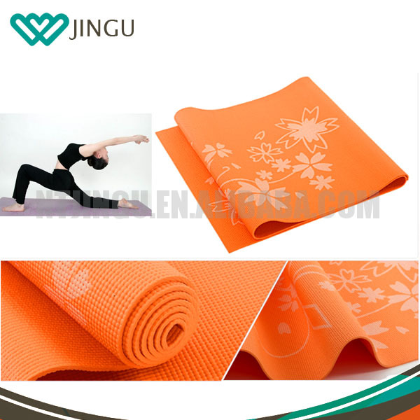 Wholesale High Quality Customized Pvc Yoga Mat Buy High