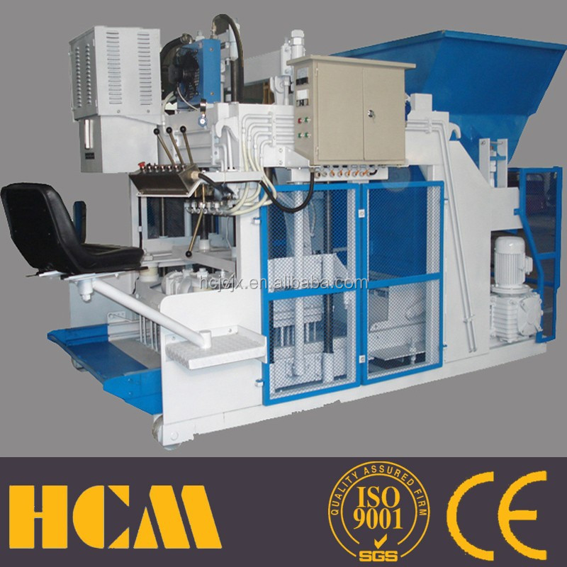 QMY10-15 automatic block machine indonesian nude