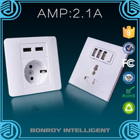 The high quality fast shipping free sample electrical universal extension socket