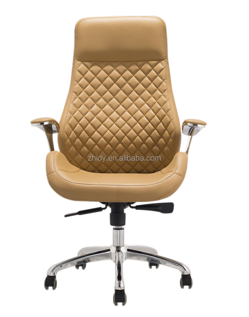 2015 Foshan leather office chair / Manufacture Modern furniture / genuine leather office chair
